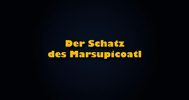 SCHATZ DES MARSUPICOATL