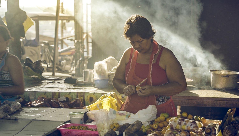 Mercado Belen, Iquitos