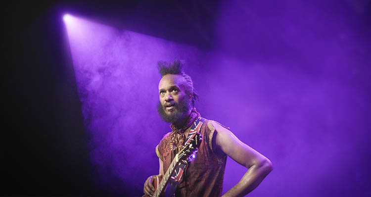 FANTASTIC NEGRITO – THE DUFFLER
