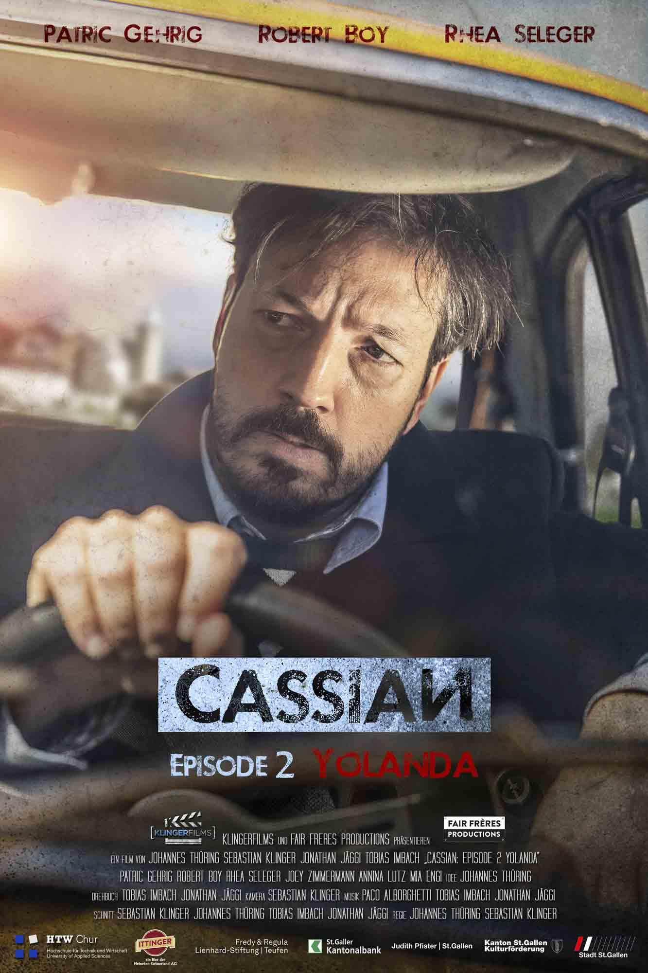 Cassian ∙ Sebastian Klinger Cinematographer