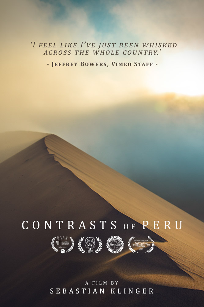 Contrasts of Peru ∙ Sebastian Klinger Cinematographer