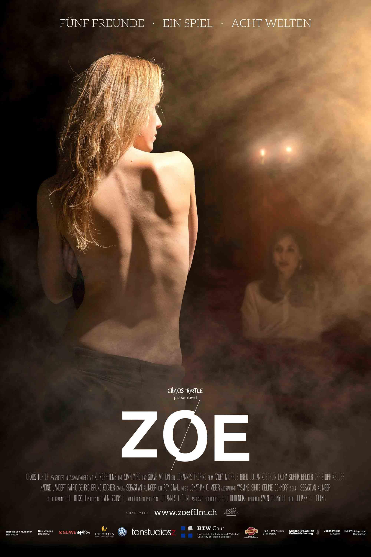 Zoe Poster ∙ Sebastian Klinger Cinematographer