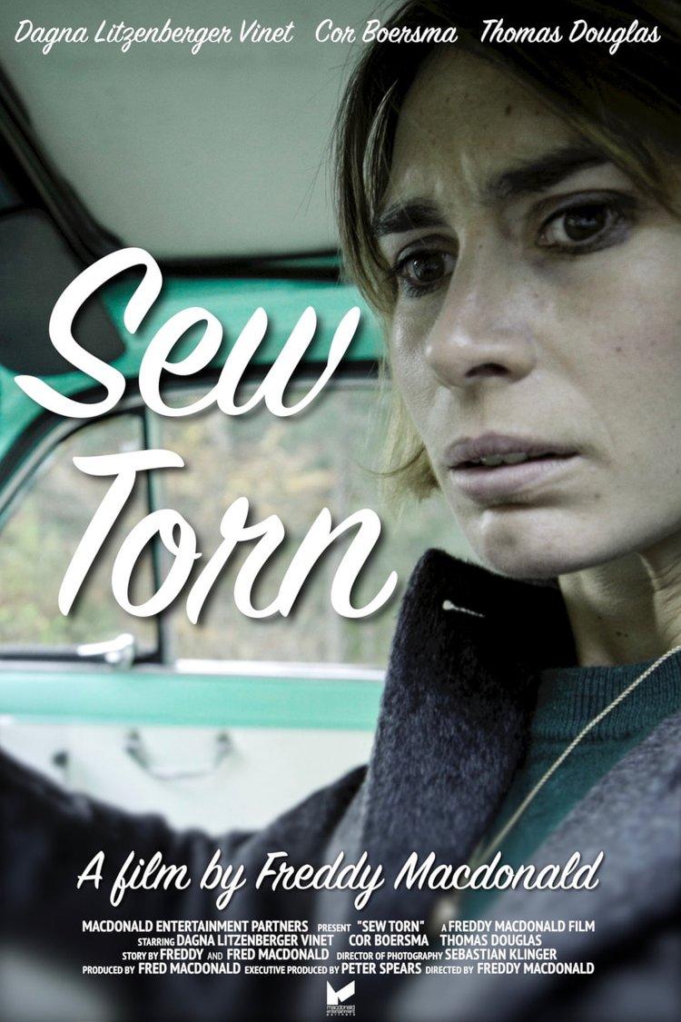 'Sew Torn' Poster | Sebastian Klinger