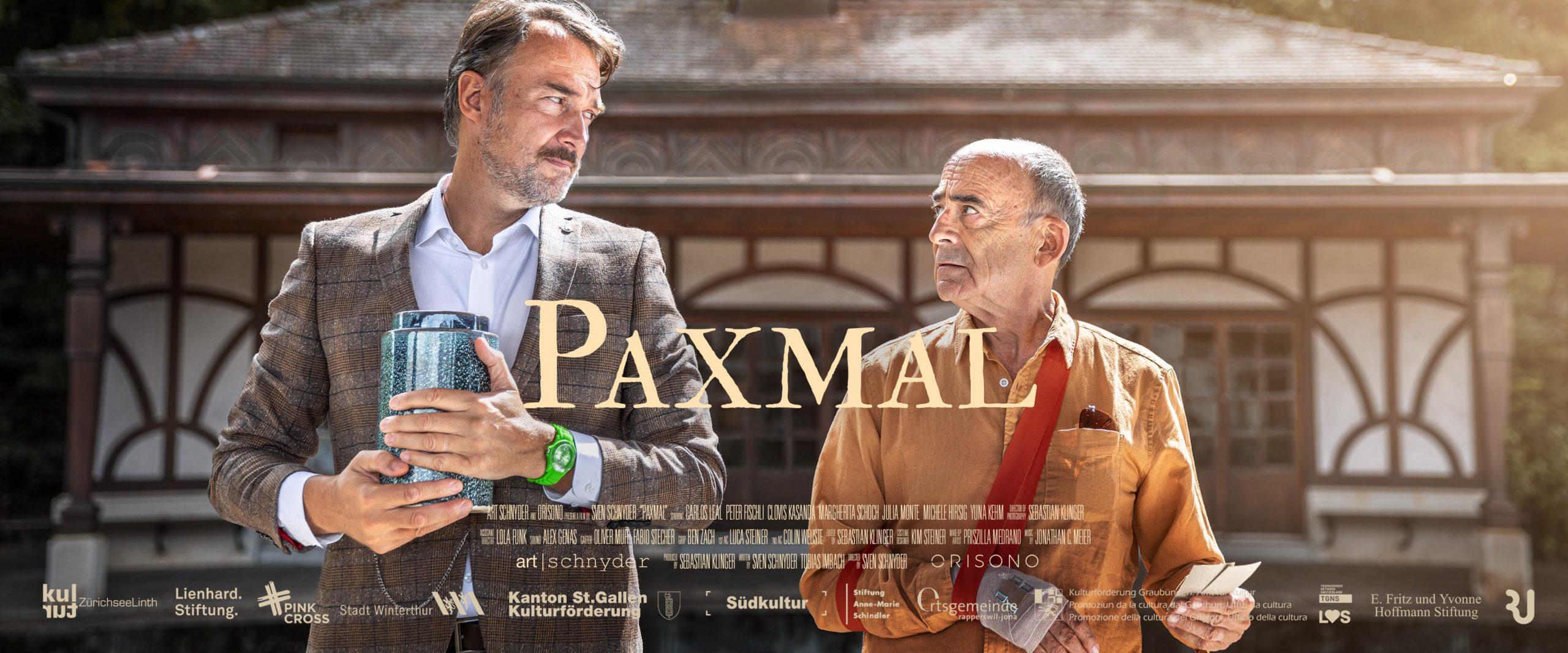 Paxmal (The Station In-Between) | Sebastian Klinger Cinematographer